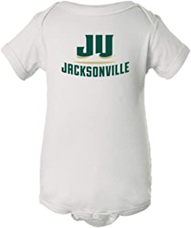 Official NCAA Jacksonville University Dolphins PPJSV008 Mens//Womens Premium Triblend T-Shirt