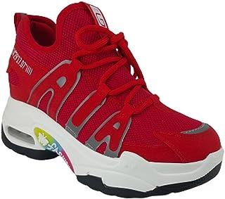 Guja 30012 Günlük Bayan Sneaker Ayakkabı-Kırmızı