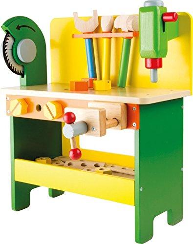 Legler jouets en bois avec appareils christian établi