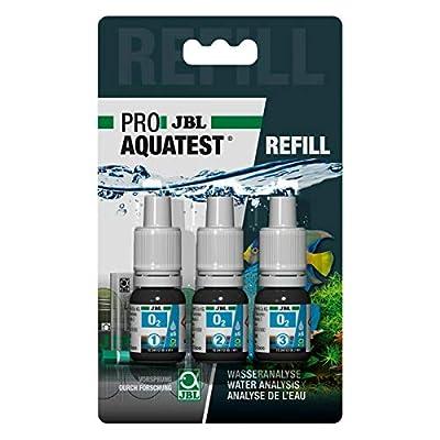 O 2 Reagens / Refill Nachfüll Sauerstoff Test Schnelltest zur Bestimmung des Sauerstoffgehalts in Süß-/Meerwasser-Aquarien & Teichen