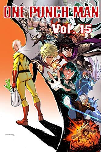 One Punch Man Full series: Manga volume 15 (English Edition)