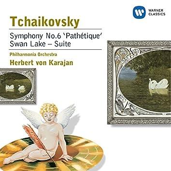 Tchaikovsky: Symphony No.6 'Pathétique' & Swan Lake - Suite