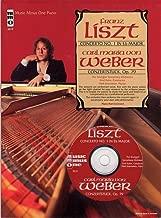 Liszt - Concerto No. 1 in E-flat Major, S124 - Weber Konzertsstuck, Op. 79: Piano Play-Along