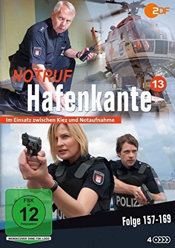 Notruf Hafenkante 13 (Folge 157-169) [4 DVDs] [Alemania]