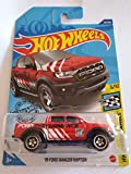 Hot Wheels 2020 Hw Speed Graphics '19 Ford Ranger Raptor, Red 76/250