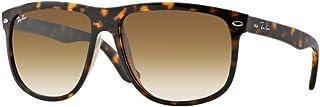 Ray-Ban RB4147 710/51 Sunglasses Tortoise / Light Brown Gradient Lens 56mm
