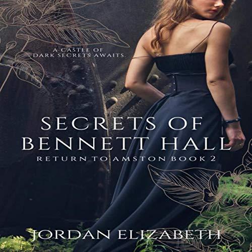 Secrets of Bennett Hall cover art