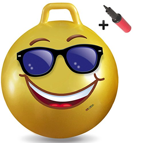 "WALIKI Hopper Ball for Adults | Hippity Hop | Jumping Hopping Ball | Bouncy Ball | Field Day (29""/75CM)"