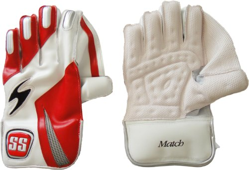 SS Youth Match Wicket Keeping Gloves