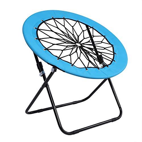Silla plegable para jardín, exterior, silla de jardín, silla de camping, redonda, silla de balcón, silla de relax, silla de metal, silla de pesca, picnic, silla de camping, balcón