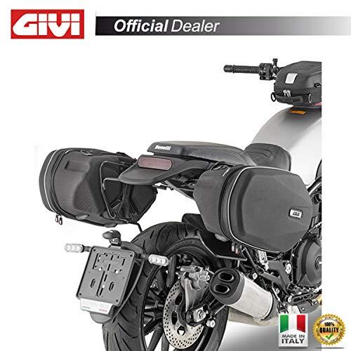 GiVi Abstandshalter für EASYLOCK Satteltaschen für Benelli Leoncino 500 (17-