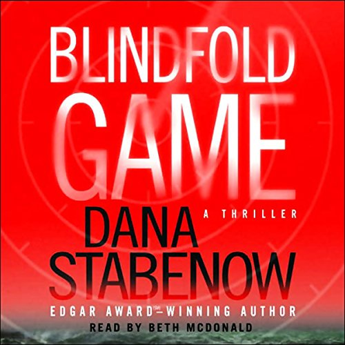 Blindfold Game audiobook cover art