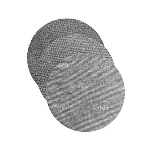 RETOL Klett-Schleifgitter, 225 mm, Korn 150, f. Trockenbauschleifer, Siliciumcarbid (25 Stk.)
