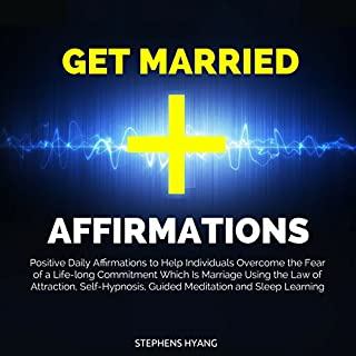 Get Married Affirmations cover art