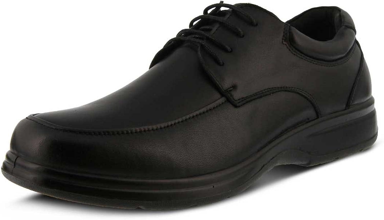 Springaa Step herrar Brogan Lace Lace Lace -Up skor  för att ge dig en trevlig online shopping