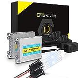 Car Rover® 35W H1 HID Xenon kit Nachrüstsatz Auto Scheinwerfer Lampe Birne Lichtfarbe 5000K