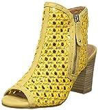 XTI 42688, Botas Cortas al Tobillo Mujer, Amarillo, 40 EU
