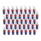 SupplyAID CS-RRS-HS8 Bulk Case of 8-OZ 80% Alcohol Based Hand Sanitizer Gel, 40 Bottles/Case