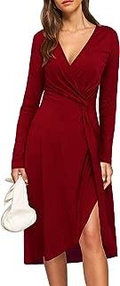 Best simple wrap dress Reviews