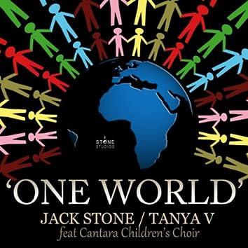 One World (feat. Cantara Children's Choir)