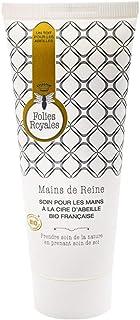 Crema de Manos Hidratante Reparadora Bio con Cera de Abejas contra las manchas marrones - Piel Dañada o Seca - Hecha en Fr...