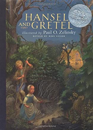 Hansel and Gretel: Written by Rika Lesser, 2001 Edition, Publisher: Dutton Juvenile [Hardcover]