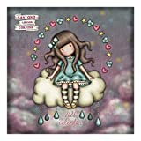 Gorjuss Calendario de Pared CAWA148 - April Showers