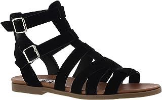 5909d813fda Amazon.com  Steve Madden - Flats   Sandals  Clothing