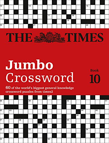 The Times 2 Jumbo Crossword Book 10