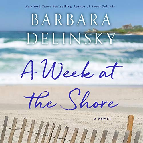 A Week at the Shore audiobook cover art