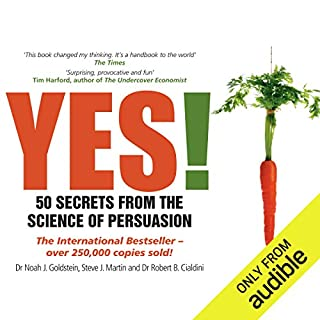 Yes! 50 Secrets from the Science of Persuasion Titelbild