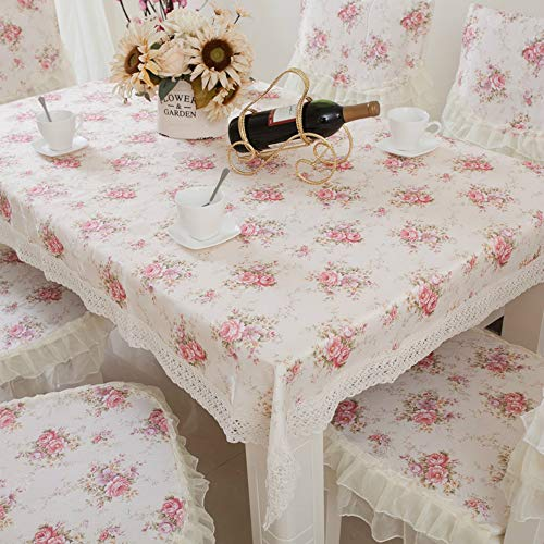 YOUYUANF tablecloth wipe cleanHome decoration Oxford cloth wipeable tablecloth rectangular waterproof tablecloth for external tables110x160 cm