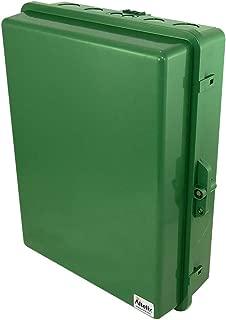 Altelix Green NEMA Enclosure 17x14x6 (14