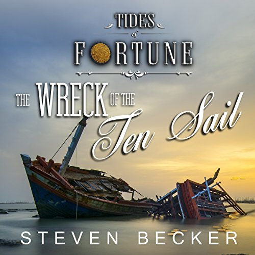 The Wreck of the Ten Sail audiobook cover art