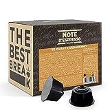 Note d'Espresso Italiano - Cápsulas para las cafeteras Nescafe Dolce Gusto, Chai Karak Cardamom Tea, 48 unidades de 17 g
