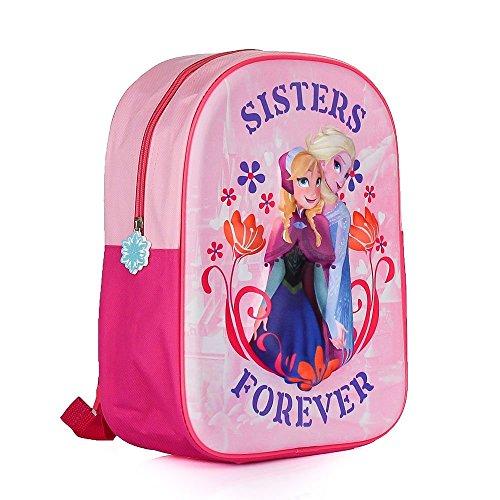 Disney La Reine des neiges DFR3-8114-B EVA Sac à Dos pour Enfant