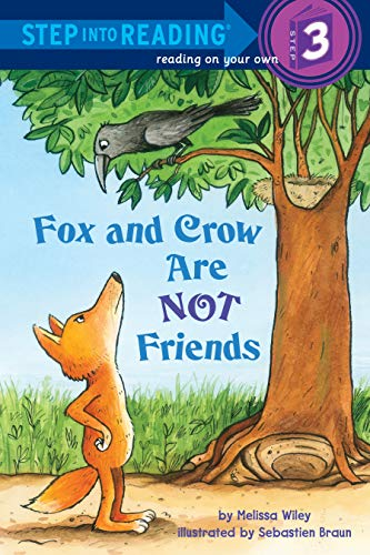 Fox and Crow Are Not Friends (Step into Reading) (English Edition)