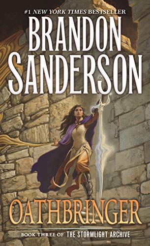 Oathbringer 3: Book Three of the Stormlight Archive