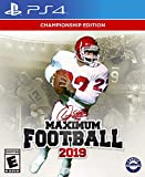 Doug Flutie's Maximum Football 2019 (PS4) -...