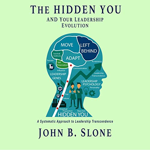 The Hidden You and Your Leadership Evolution cover art