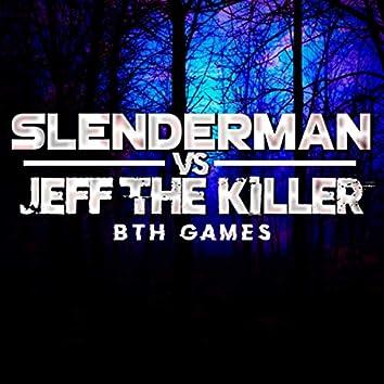 Slenderman Vs Jeff the Killer (Batalla De Rap)