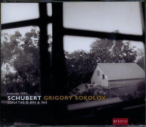 Piano Sonatas (Sokolov) by Franz Schubert (2003-12-17)