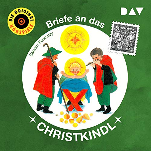 Briefe an das Christkindl audiobook cover art