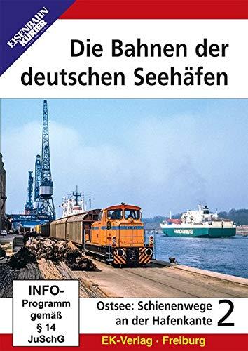 Die Bahnen der deutschen Seehäfen