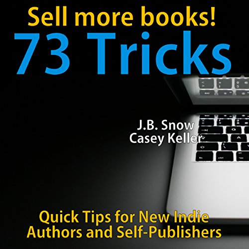 73 Ways to Sell More Books  By  cover art