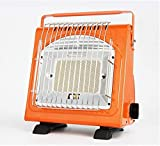 N / A Portable Flueless Gas Stove Heater, Heating Calor Gas Heater, for Office and Home Indoor...
