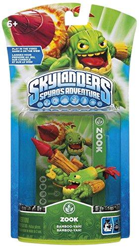 Zook - Skylanders Single Character