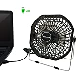 Immagine 2 helect mini ventilatore usb portatile