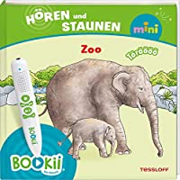 BOOKii® Hoeren und Staunen Mini Zoo