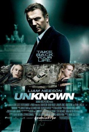 Unknown - 27X40 D/S Original Movie Poster One Sheet Mint 2011 Liam Neesom